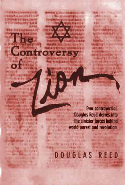 Cover from 2003 of CONTROVERSY OF ZION